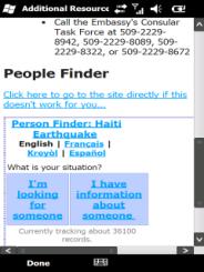 Help Haiti - Additional Resources (2)