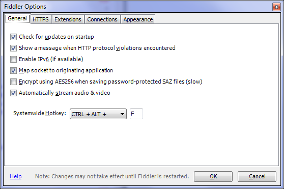 Tutorial: Getting Android Emulator Working With Fiddler