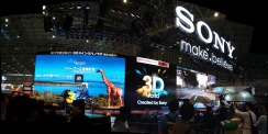Sony Booth Display