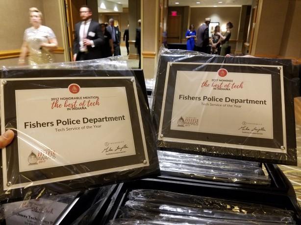 Mira Award Plaques