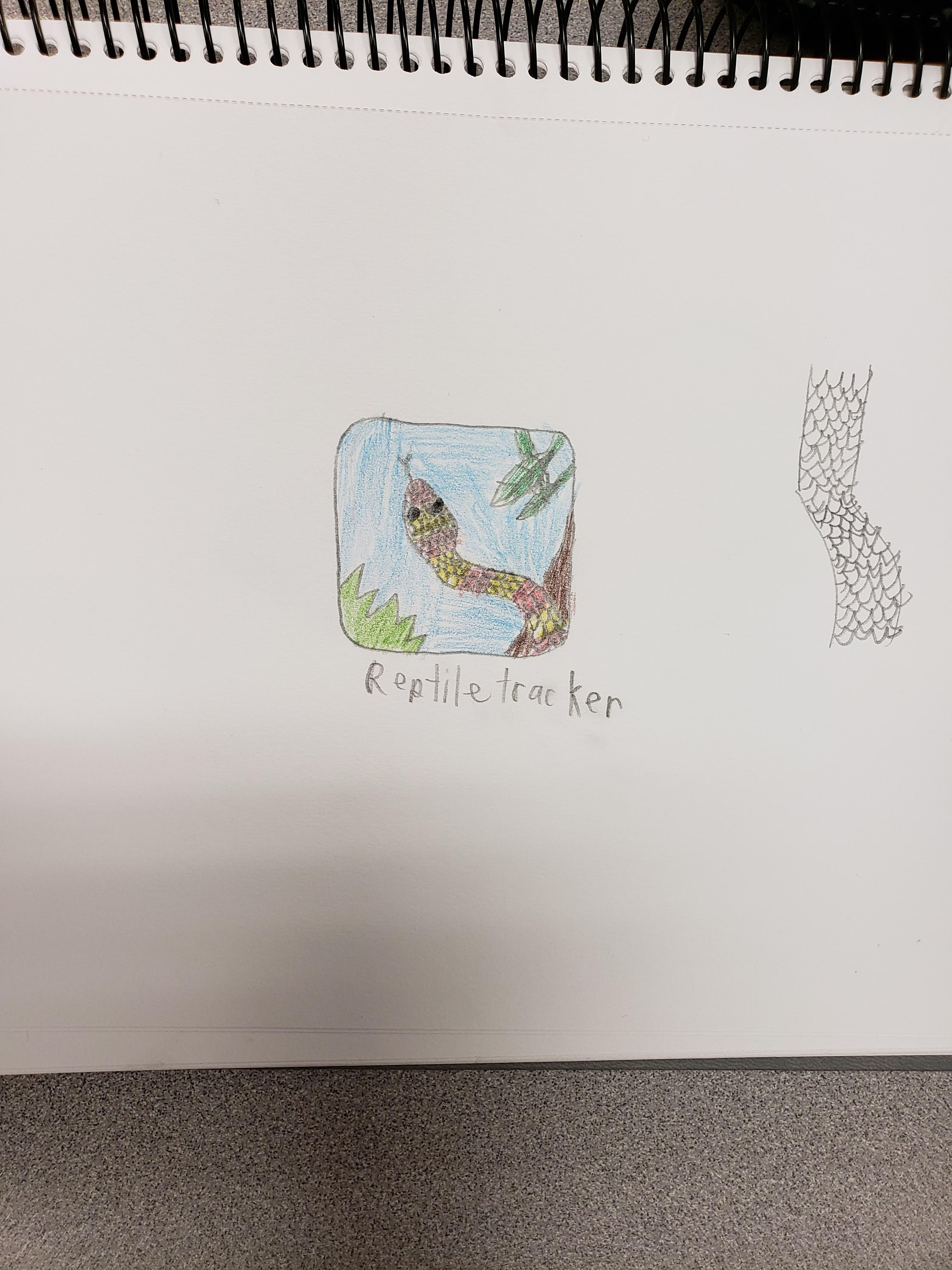 Reptile Tracker